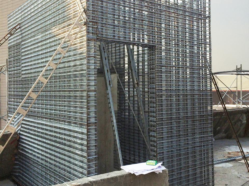 台中-修繕樓梯-電梯增建工程 封面