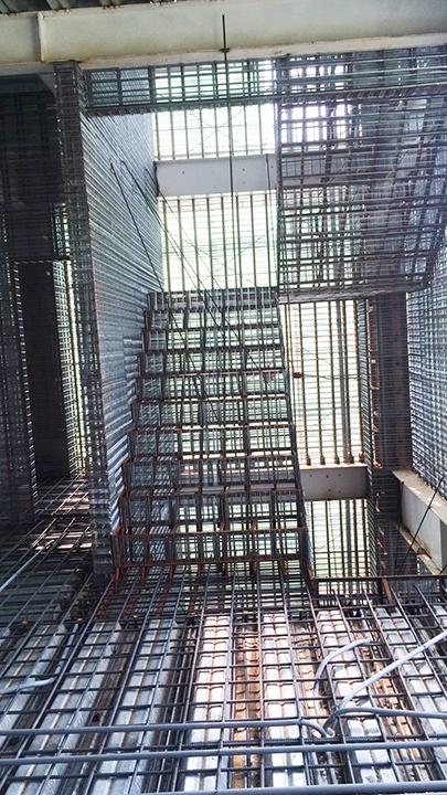 商辦新建工程-金昱勝SRC鋼網牆-0972346321