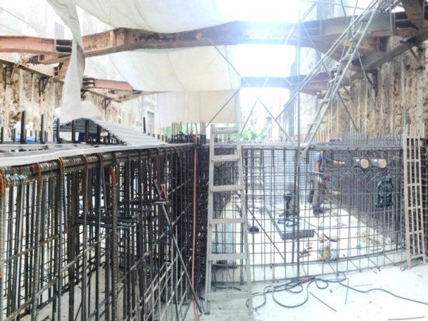 大樓地樑水箱工程封面