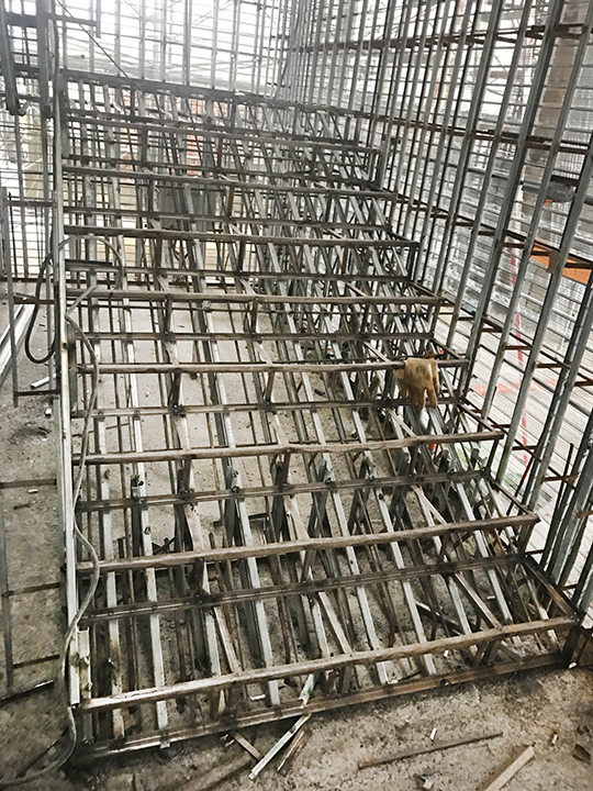 金昱勝SRC鋼網牆 推薦 台中房屋修繕-修繕樓梯-電梯增建工程0972-346321-1