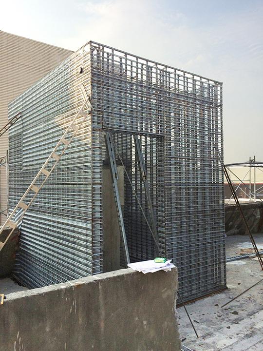 金昱勝SRC鋼網牆 推薦 台中房屋修繕-修繕樓梯-電梯增建工程0972346321 (3)