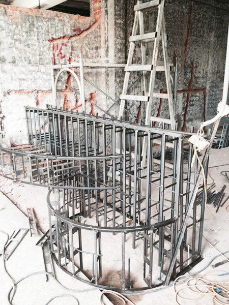 鋼網牆-學校修繕降板工程-金昱勝-0972-346321 (9)