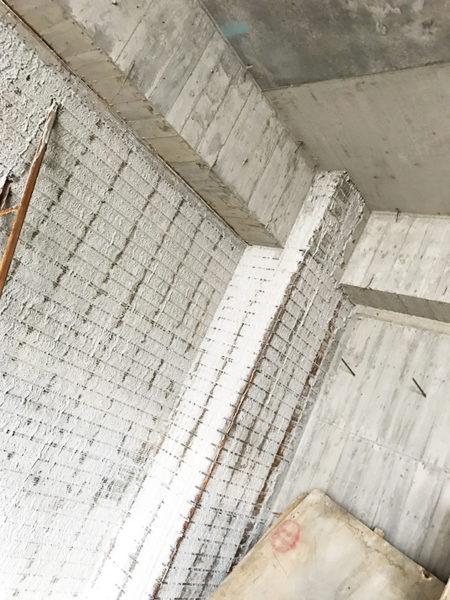 鋼網.板模結合工法11