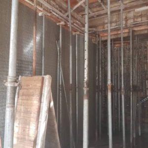 鋼網.板模結合工法4