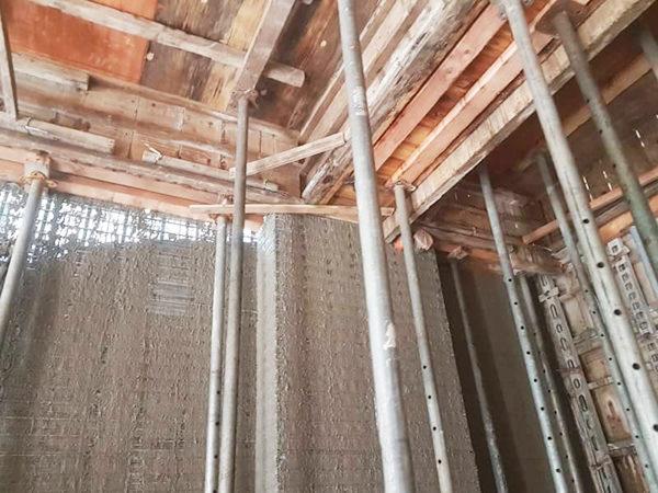 鋼網.板模結合工法6
