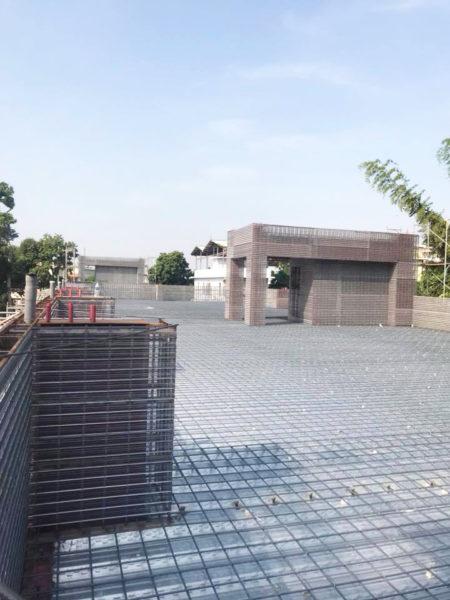 鋼骨結構 金昱勝SRC鋼網牆 台南